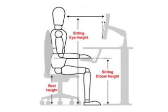 ergonomic assessment template - ergonomics program university operations santa clara
