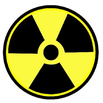 Radiation hazard symbol
