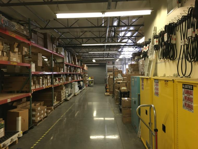 Stockroom University Operations Santa Clara University